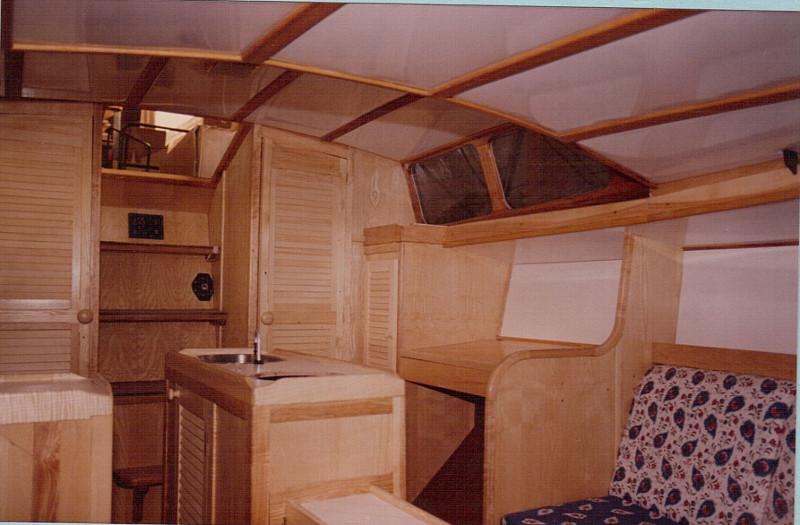 Stark100 for Amenagement interieur bateau